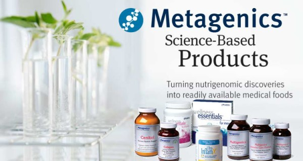 Metagenics Supplements - Order online now!